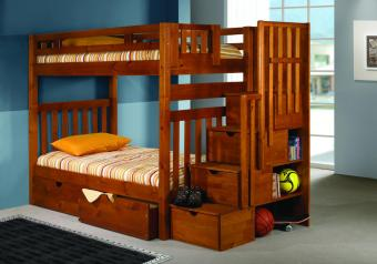 bunk beds / day beds