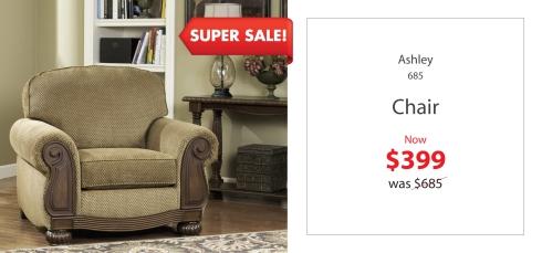 Ashley Chair 685