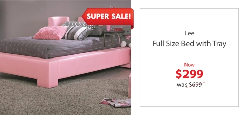 Lee Full size bed
