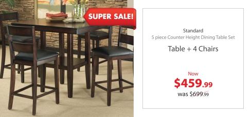 Standard Dining Table set
